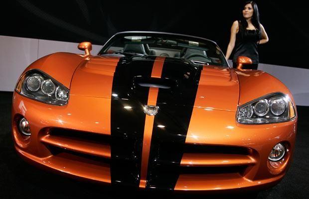 Some Great Cars at LA Auto Show (30 pics)