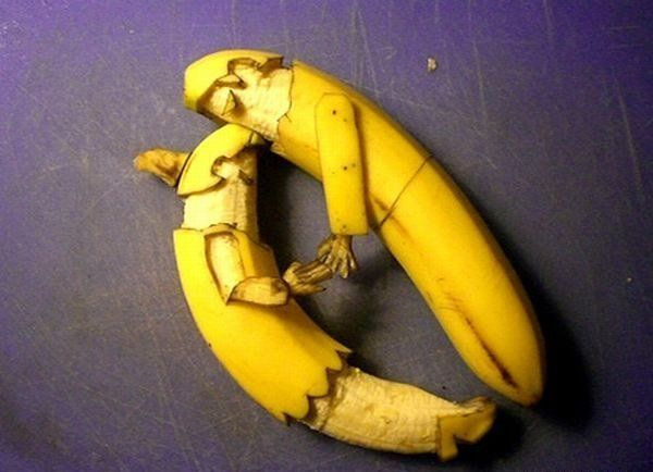 Fun with Fruits, Vegetables, Eggs and Other... (138 pics)