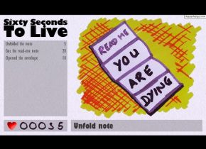 Sixty Seconds To Live