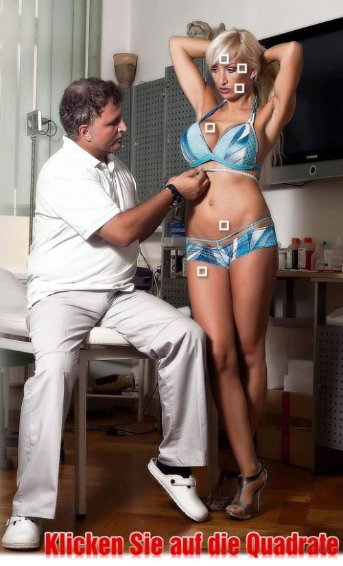 Ideal Wife for a Plastic Surgeon (9 pics)