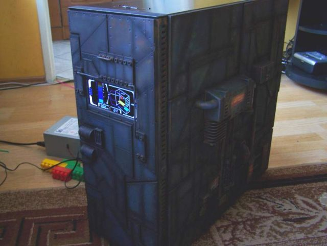 Incredibly Awesome Modding (77 pics)