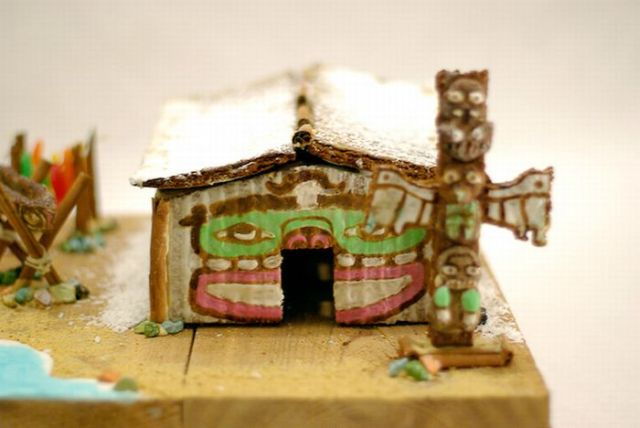 Different Kind of Sweets at Gingerbread Competition. Mmmm…Yummy! (44 pics)