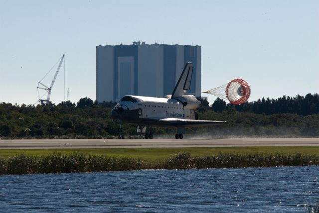 Launch of Space Shuttle Atlantis (17 pics)