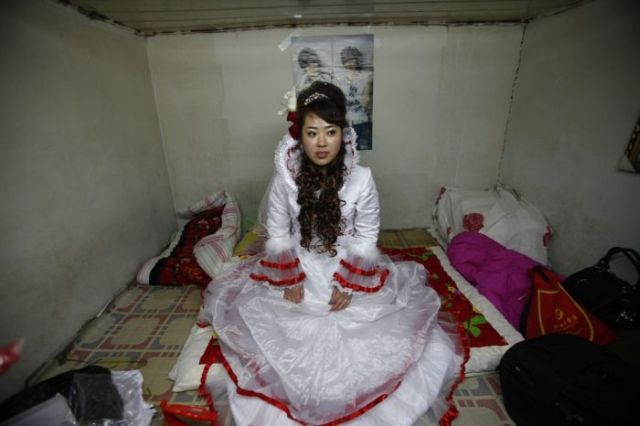 A Wedding in China (15 pics)