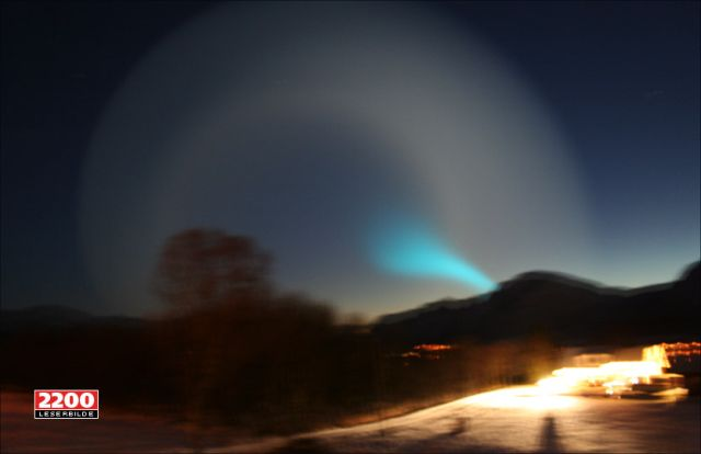 Mysterious and Fantastic Phenomenon Never Seen Before (7 pics + 1 video)
