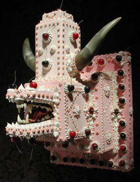 Masterpieces of Cake Art (13 pics)