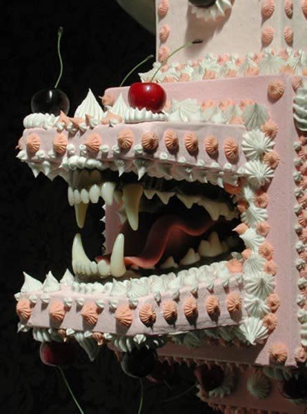 Masterpieces of Cake Art (13 pics)