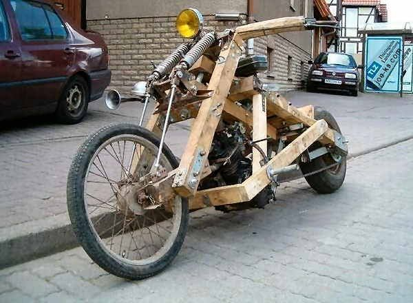 Weird and Cool Bikes (10 pics)
