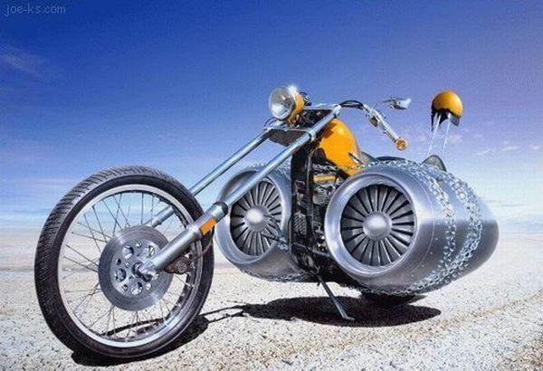 Honda Rebel weld on hardtail from voodoo vintage - Page 4 - Honda