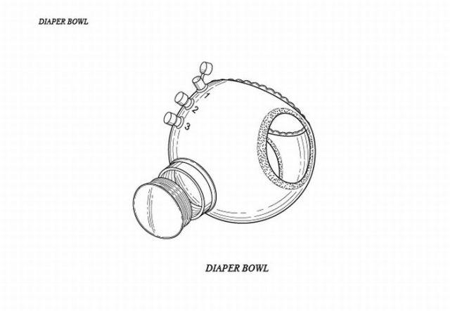 The Diaper Bowl (4 pics)