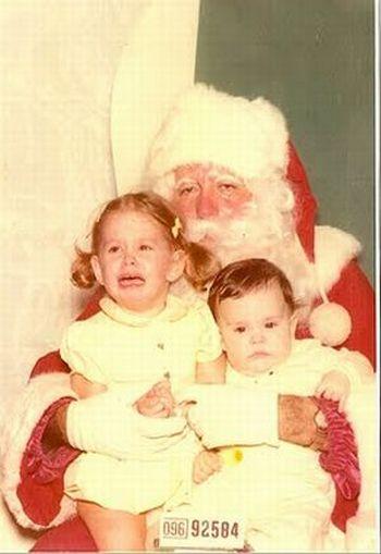 Collection of Sketchy Santas (46 pics)