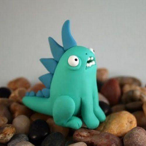 Clay Creature Research Lauren S Art