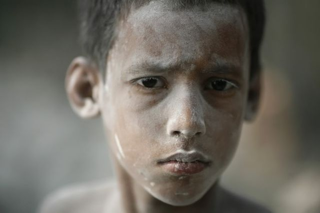 Child labor in Bangladesh (15 pics)