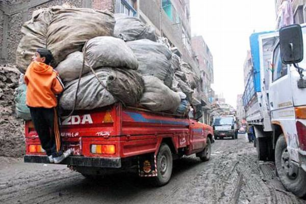 Cairo, Trash City. Part 2 (26 pics)