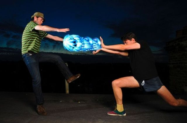 Awesome Street Fighter Poses (14 pics)
