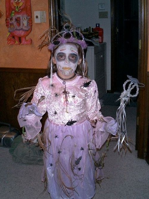 Children Zombies (16 pics)