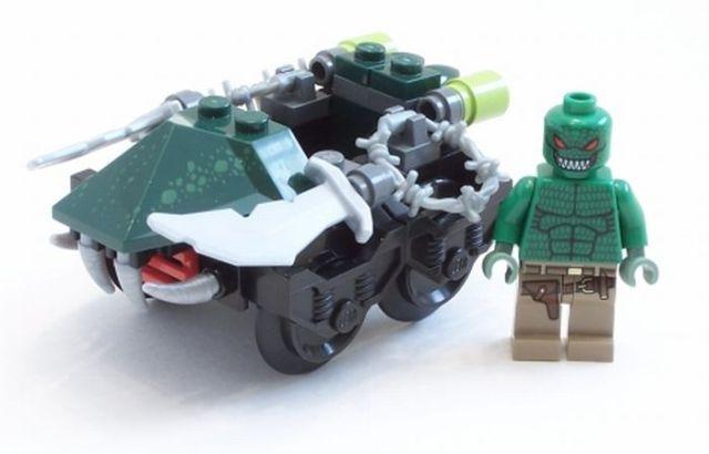 Lego Gotham City Subway Racers (11 pics)