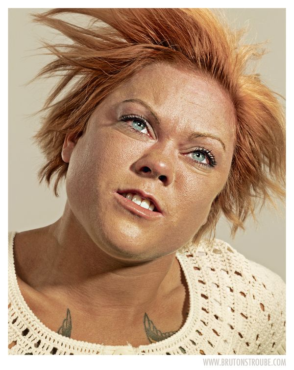 Upside Down Portraits by Brandon Vogues (12 pics)