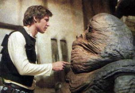 Harrison Ford Has a Famous Movie Gesture (19 pics)