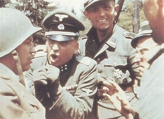 German Soldiers during WW II (24 pics)