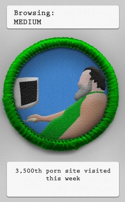 What If the Internet Gave Merit Badges… (12 pics)
