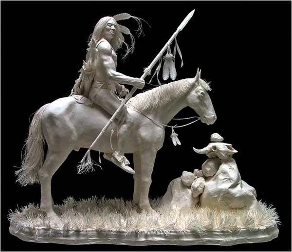 Stunning Paper Sculptures (63 pics)