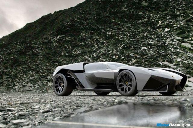 Breathtaking Lamborghini Ankonian (10 pics)