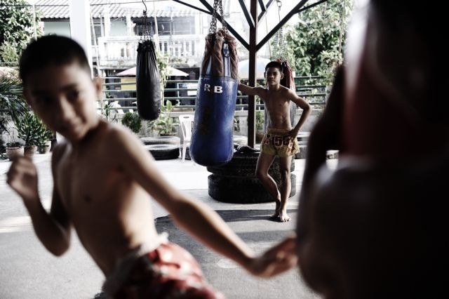 Muay Thai School for Orphans (29 pics)