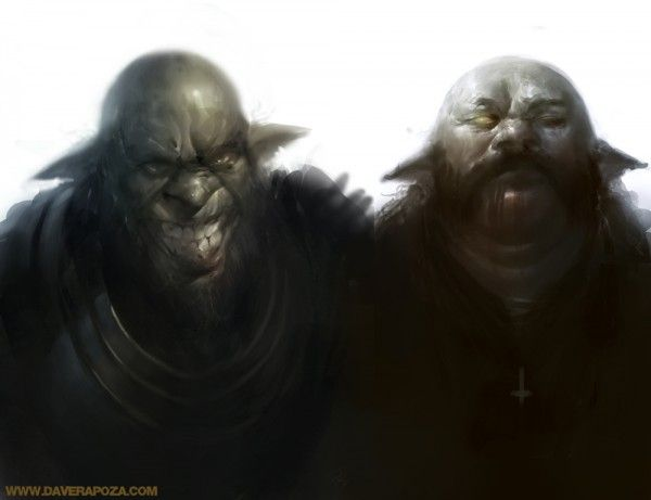 Some Creepy Drawings ;) (31 pics)