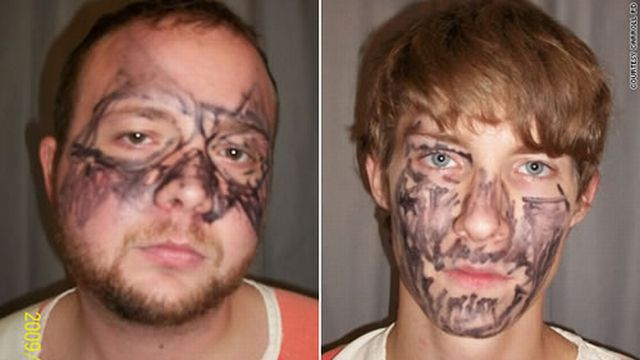 The Best of Mug Shots (29 pics + text)