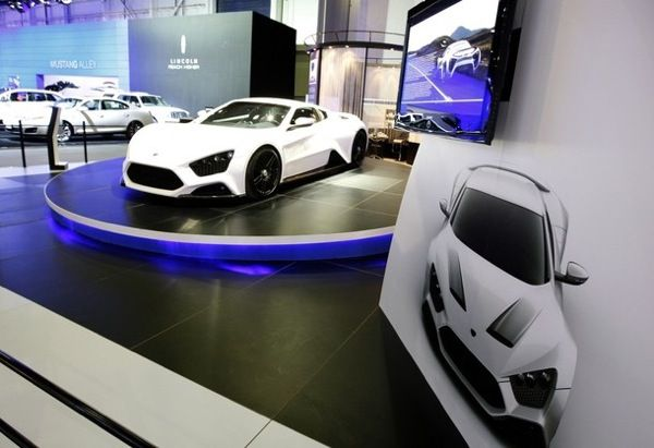 Dubai  International Motor Show (32 pics)