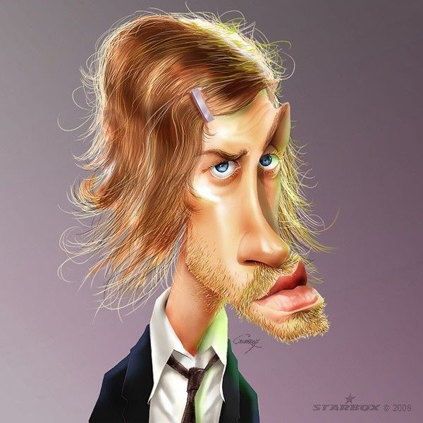 Caricatures That Are Pure Awesomeness (22 pics)
