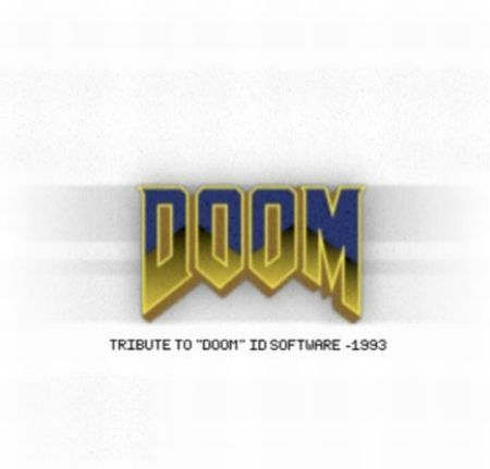 Tribute to the Famous Video Game 'Doom' (11 pics)