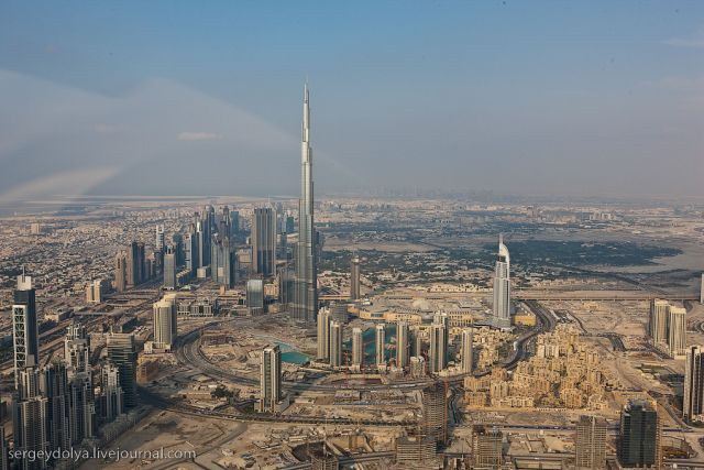 Helicopter Trip Over Dubai (22 pics)