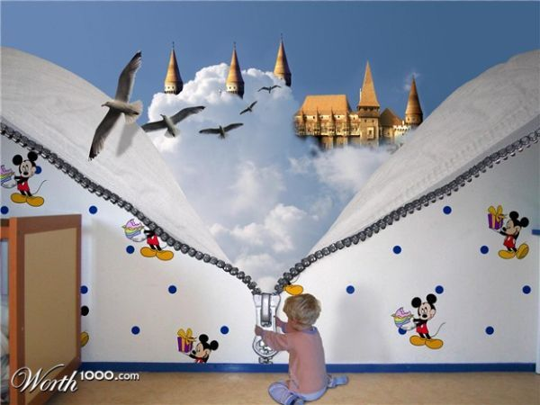 Some of the Coolest Photomontages - Zip It (51 pics)