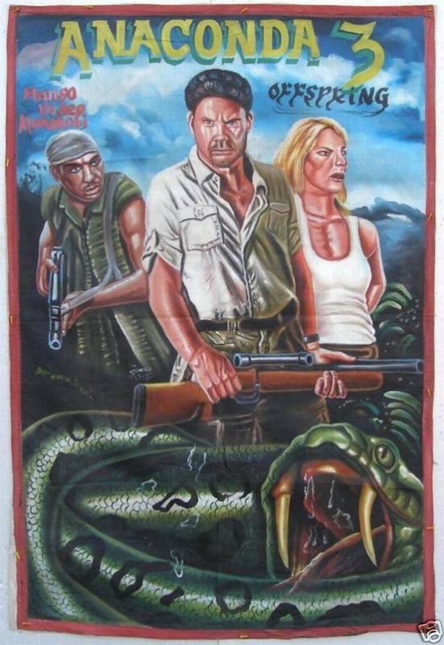 African Movie Posters (7 pics)