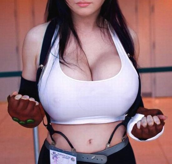 Sexy Cosplay Girls (21 pics)