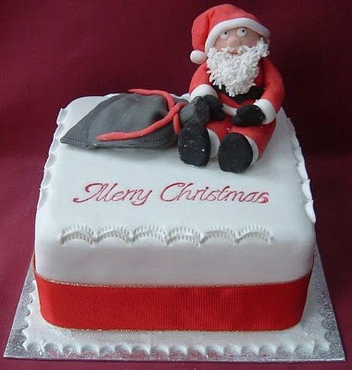 Christmas Cakes (47 pics)