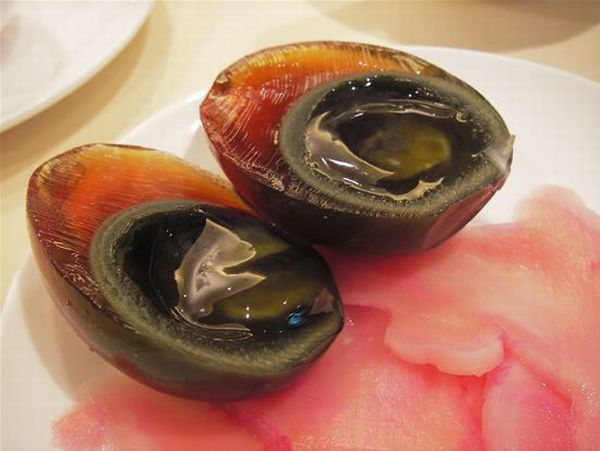 Century Eggs – for Real Gourmets! (16 pics)