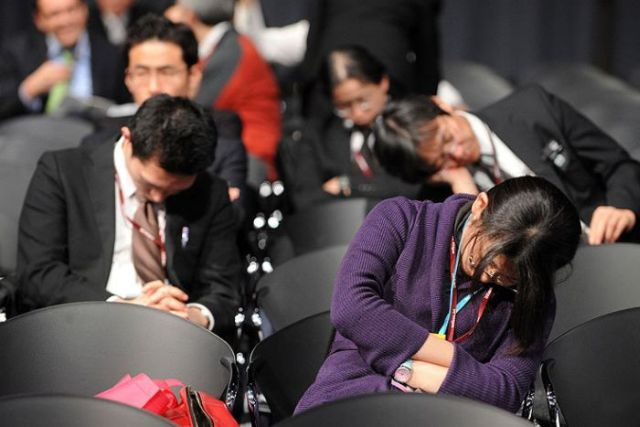 Why Good Solutions Will Never Come Up from the Climate Change Conference (7 pics)
