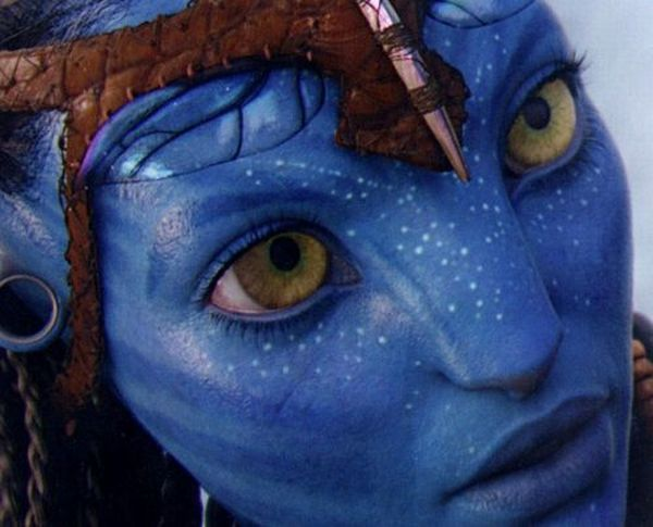 Avatar in Real Life (2 pics)