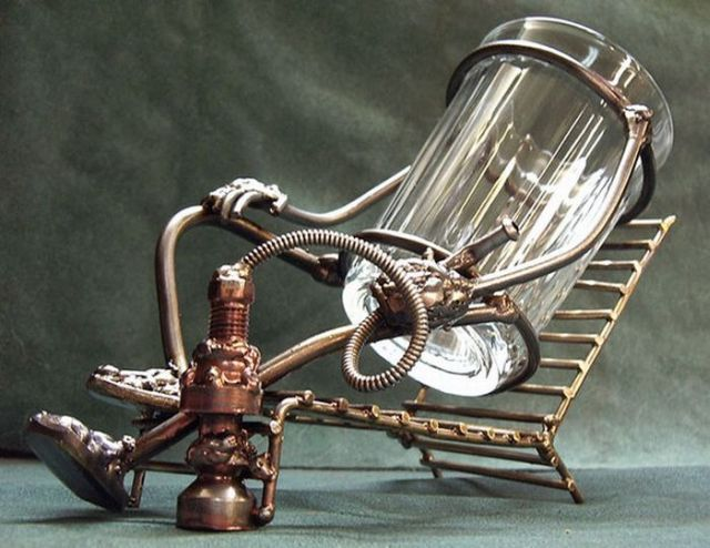Awesome Hand-Made Metallic Objects. Part 2 (85 pics)