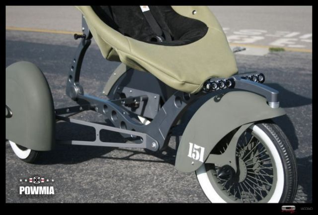 The Coolest Custom Stroller Ever (27 pics)