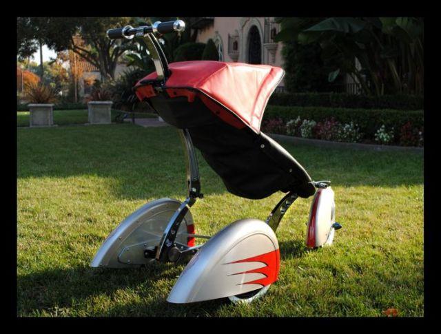The Coolest Custom Stroller Ever (27 pics)