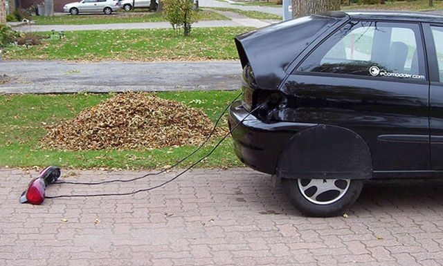 Little Tuning for a Small Car and As a Result, a Big Fuel Economy (8 pics)