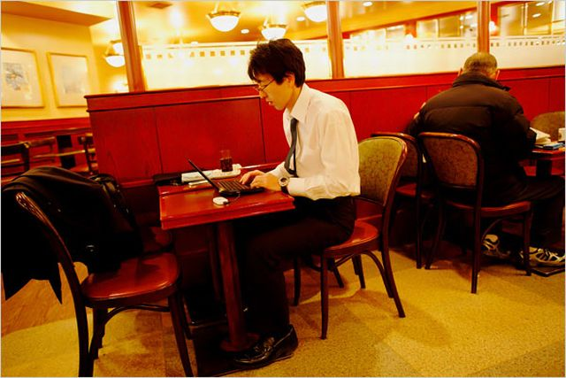 Economic Crisis in Japan (10 pics)