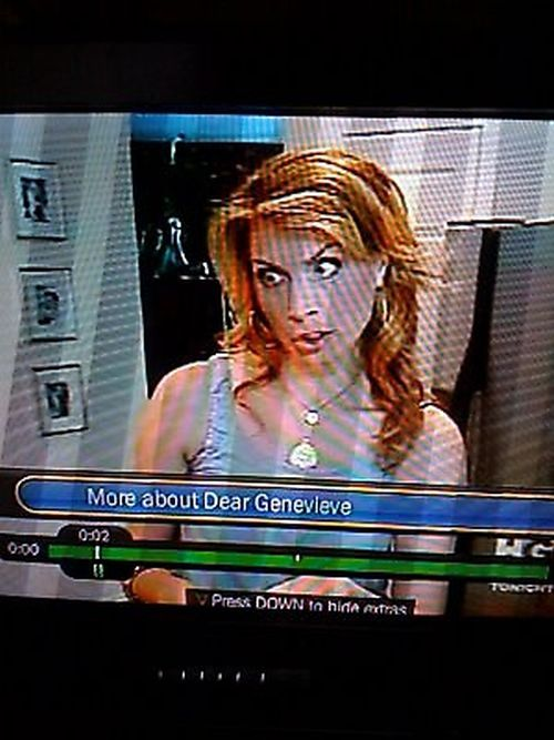 Funny faces from TV Shows. Part 2 (32 pics)