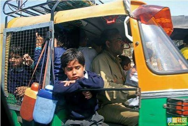 School 'Buses' in India (30 pics)