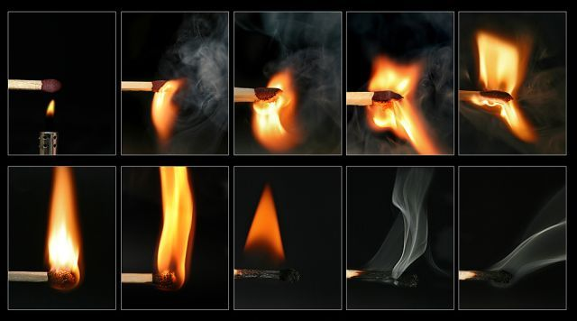 Birth of Fire (11 pics)