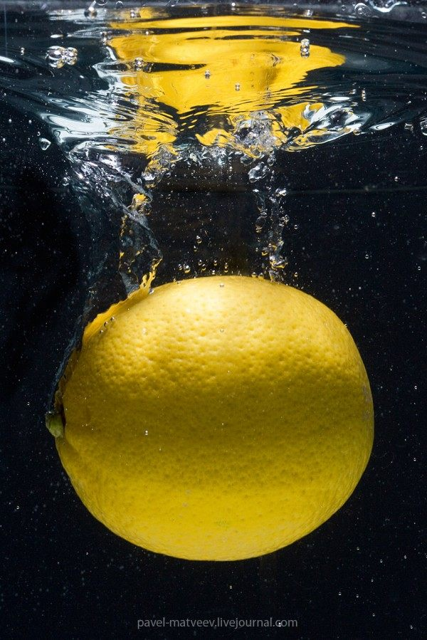 Fruits and Water (19 pics)